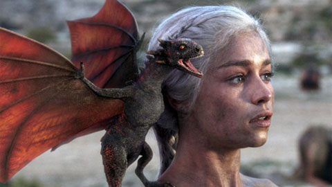 Dany-Dragon